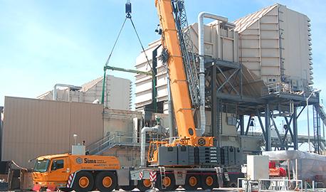 Crane Operator Jobs | Crane Rental Company | Sims Crane Service in Florida