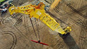 Crawler Crane Rental