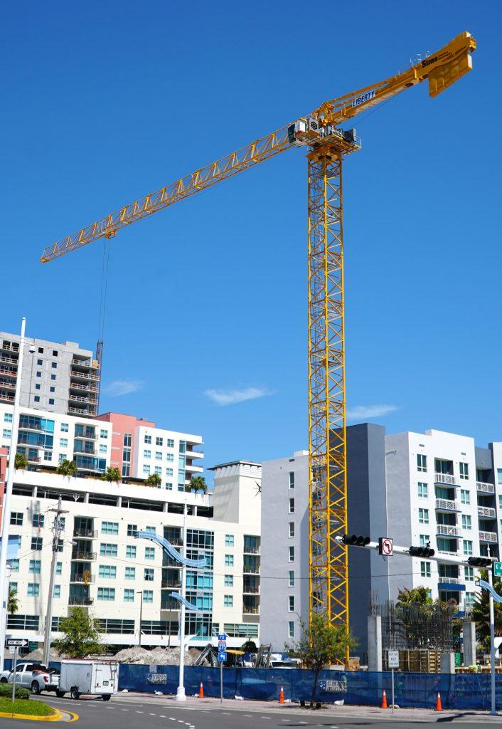 Manitowoc Tower Cranes