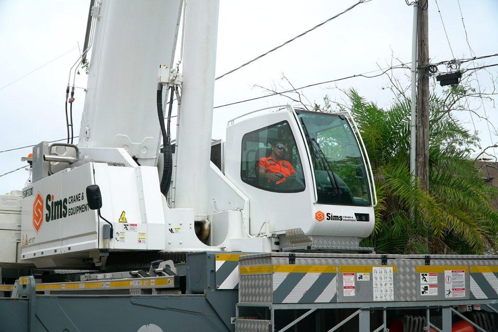 Operated Crane Rentals